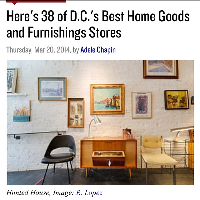 Check out lucketts as one of the best home shopping stores on @racked !! #luckettstore #vintagehip